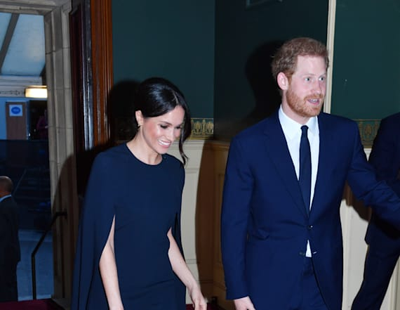 Meghan makes a bold style move in Stella McCartney