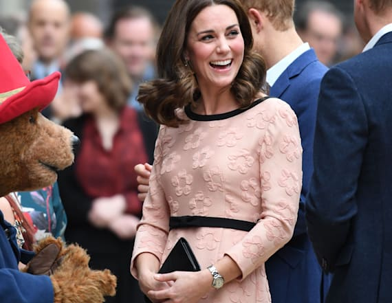Why the royals almost always carry a clutch bag