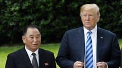 Trump était très content de la lettre