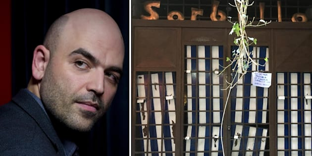 Roberto Saviano all