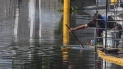 🎥 Hombre rescata a menor de morir ahogado en el