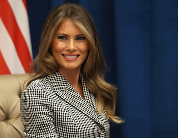 First lady spends $174k during Toronto day trip