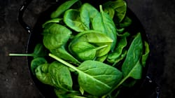 So THAT'S Why Spinach Makes Your Teeth Feel