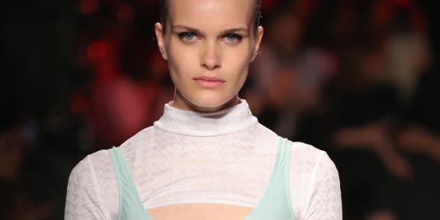 Alla Milano Fashion Week sfilano modelle con tre seni. La pr