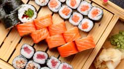 Peut-on attraper un ver solitaire d'1m70 en mangeant des sushis en France