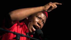Juju Strikes Again: 7 Of Malema's Most Disturbing