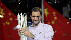 Federer gana en Shanghai y hace peligrar el liderato de Nadal en la