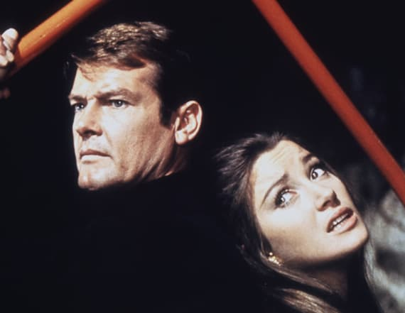 Jane Seymour 'devastated' over Roger Moore's death