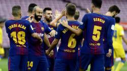 Contre les violences policières, le Barça participera à la grève générale en