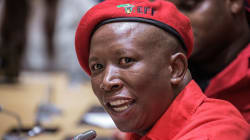 Julius Malema: The Flame Of Economic