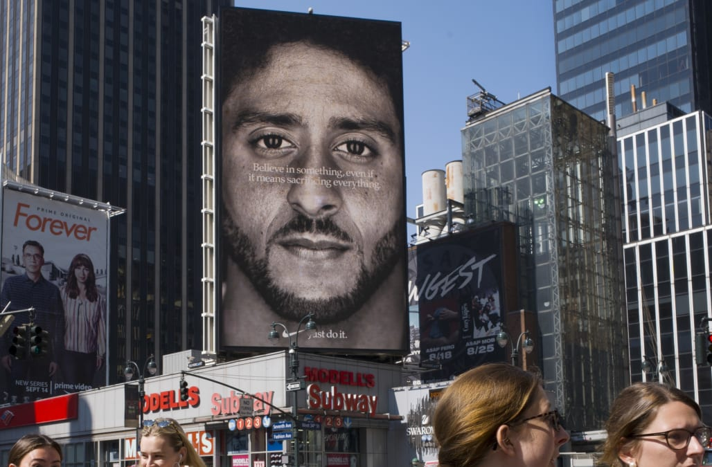 Nike to release limited-edition Colin Kaepernick  Icon  jersey - AOL ... 10fc4d7d3