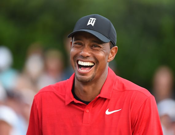 Tiger Woods' win is the greatest comeback story