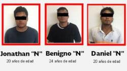 Detienen a 14 presuntos integrantes del