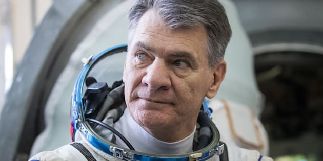 Nespoli nello spazio per la terza volta a 60 anni