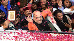 BJP Set For Twin Win In Gujarat And Himachal Pradesh Despite Close Congress