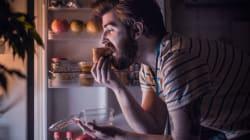 Gli spuntini di mezzanotte più sani, secondo i