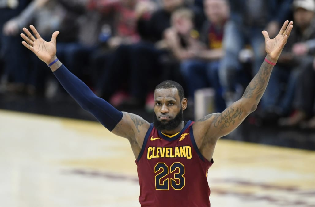 Former Cavs GM says LeBron James could be on the cusp of his greatest accomplishment yet, and it ...