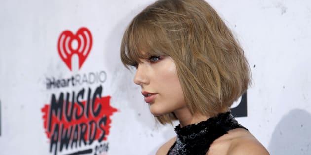 Taylor Swift affronte son agresseur présumé au tribunal