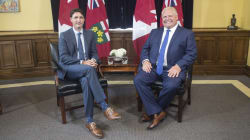 PM Says He Had To Explain Canada's Refugee System To Doug