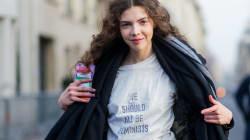ファッション界は、政治の話をしたらダメですか