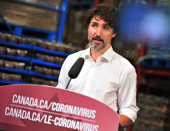 Trudeau says Canada managed virus better than U.S.