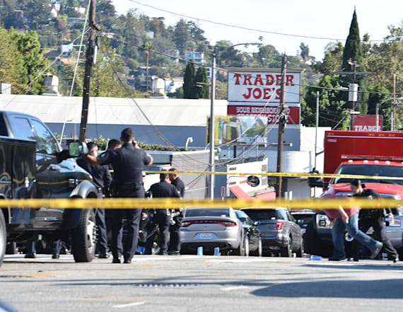 Trader Joe's employee hailed as hero after shooting