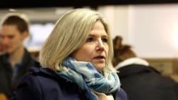 Andrea Horwath Says No To Beer, Wine In Ontario Corner