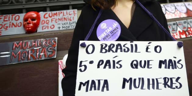 Qualquer recorte de agressões contra mulheres, sejam elas físicas ou verbais, são alarmantes.