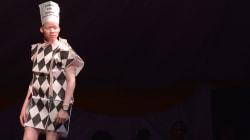 20 albinos protagonizan primer desfile de belleza en