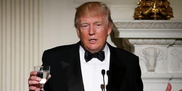 Trump a trouvé une explication au fiasco final des Oscars
