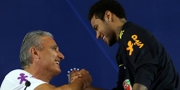 Tite, Neymar e Seleção estão em ótima fase rumo à Copa da Rússia 2018.
