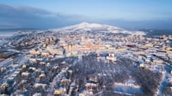 The City of Kiruna Is Being Relocated So It Doesn't Get Swallowed By A