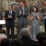 El lapsus del rey Felipe con la reina Letizia que provoca las risas de los presentes: