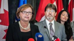 Ex-Liberal Cabinet Minister Named N.L.
