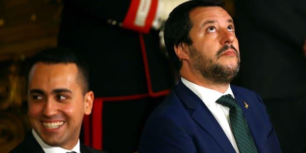 Di Maio e Salvini inventano l'ennesimo salvataggio pubblico di Alitalia |  pagano pendolari