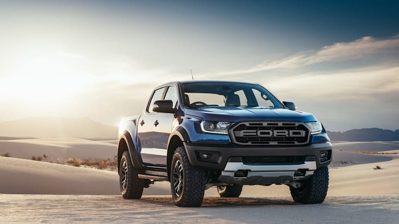 Ford Ranger Raptor revealed, but not for U S  — at least not