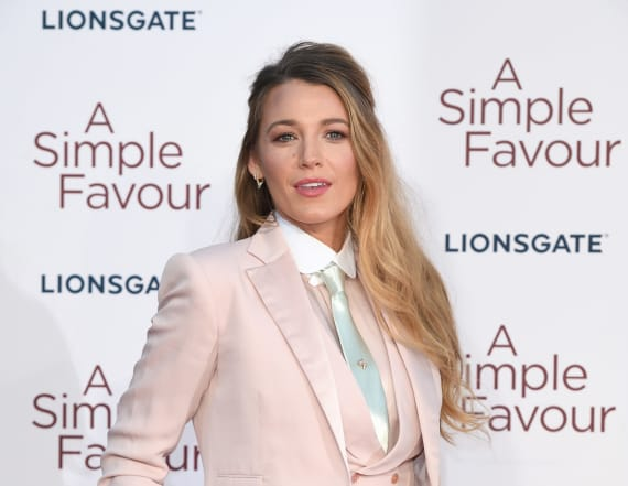 Blake Lively calls out 'double standards'