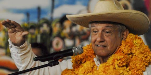 Meade debe asolearse para que lo conozcan: López Obrador