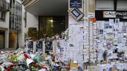 Macron sur les lieux des attentats de janvier pour des hommages voulus