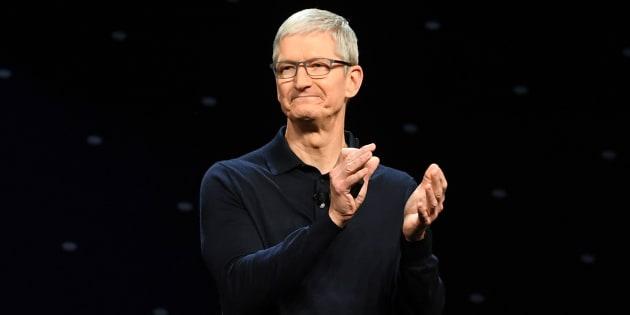 Malgré de bons résultats, Apple n'atteint pas (encore) les 1.000.000.000.000 de dollars de capitalisation boursière.