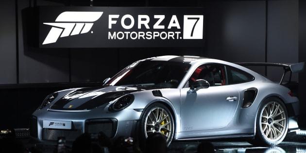 La 911 de Forza Motorsport 7 est vraiment une nouvelle Porsche