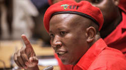 Malema On Fifi Cooper: We Couldn't Sit Back And Watch Injustice