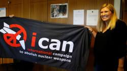 ノーベル平和賞にNGO「核兵器廃絶国際キャンペーン」(ICAN)