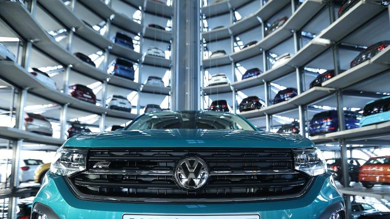 Volkswagen delivered 10.8 million cars in 2018, eyes world No.1 spot