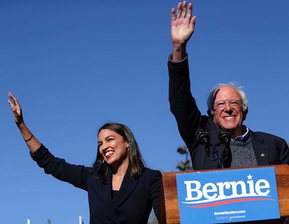 Ocasio-Cortez officially endorses Bernie Sanders