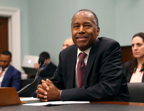 Ben Carson fires back at Rep. Ilhan Omar over tweet