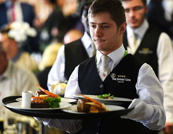 President Trump may force a new change upon waiters