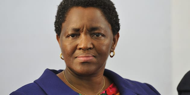 Minister of Social Development Bathabile Dlamini.