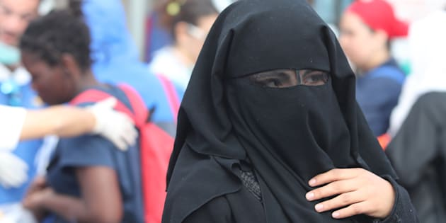 The Nationals have voted down a ban on the burqa.