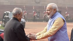 Pranab Mukherjee Cared For Me Like A Father, Says Narendra